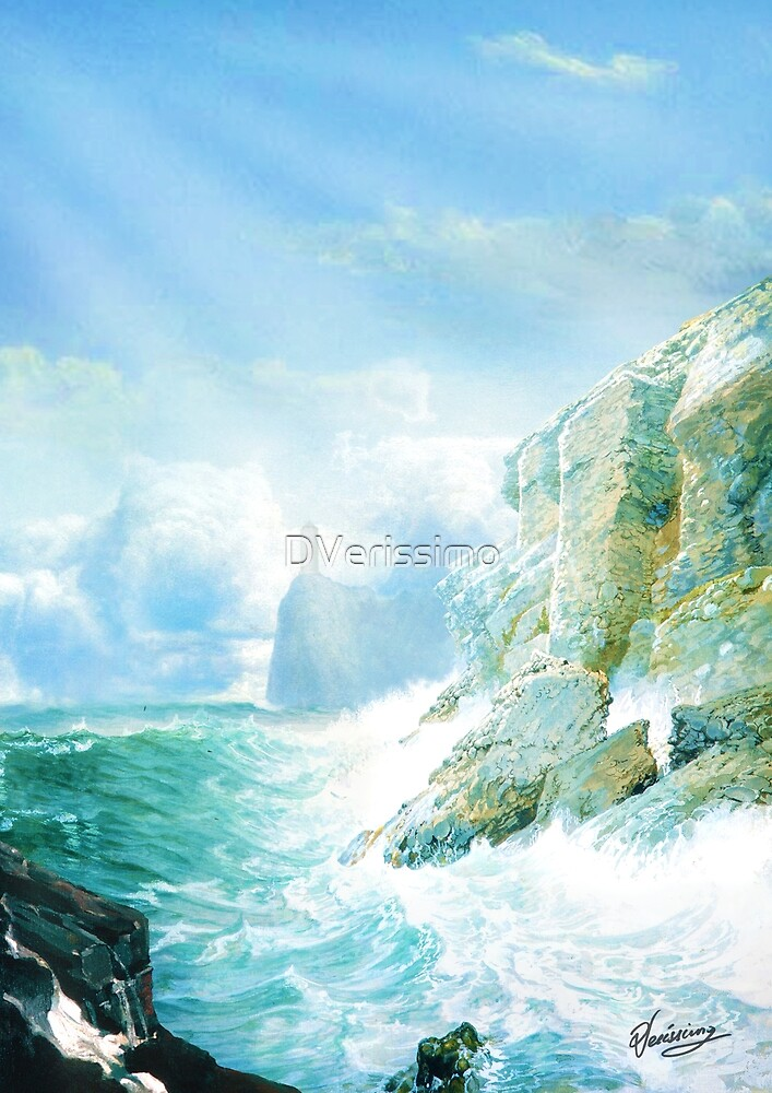 The Ocean by DVerissimo