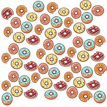 Donuts by LaFranceDesigns
