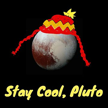 Stay Cool, Pluto by chollabear