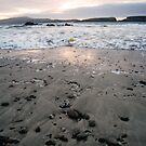 sunset wave by NordicBlackbird