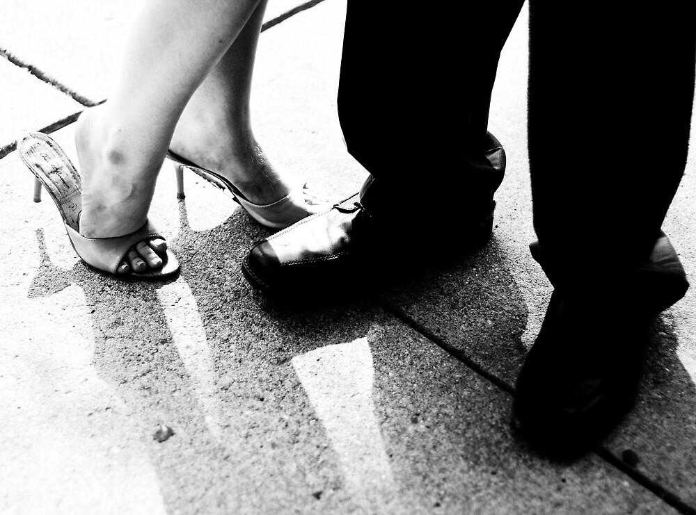 Dance it all away by Jaime de la Cruz