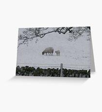 Brrrr Greeting Card