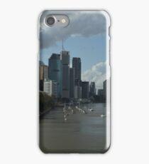 Brisbane CBD iPhone Case/Skin