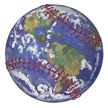 Baseball Earth de ImagineThatNYC