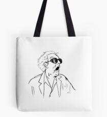 Doc Brown Tote Bag