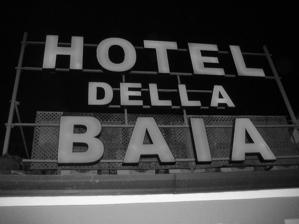 Hotel Della Baia by John Valentan