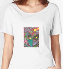 Television Zap Session Women's Relaxed Fit T-Shirt
