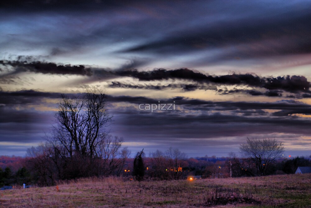 End of the day by capizzi