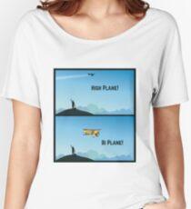 High Plane - Bi Plane  Women's Relaxed Fit T-Shirt