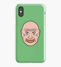 John Locke - Orange In Mouth - Lost iPhone Case/Skin
