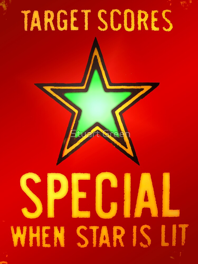 Special When Lit by Stuart Green