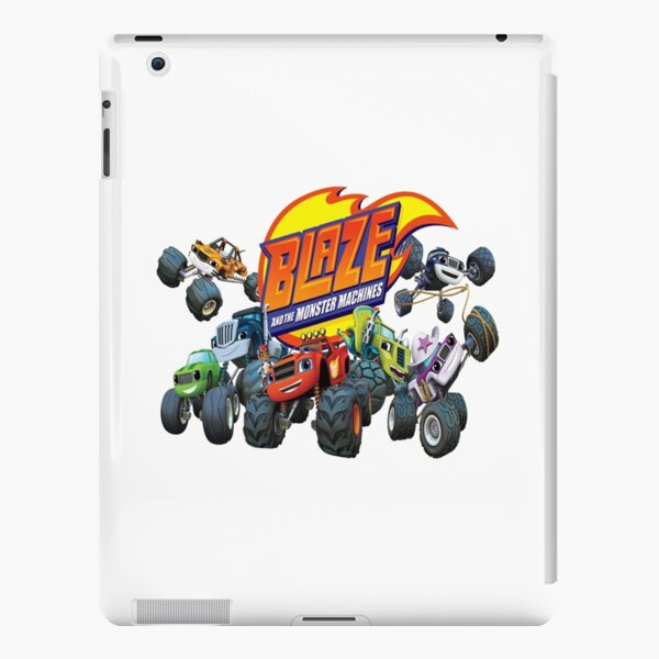 Blaze and the Monster Machines iPad Snap Case