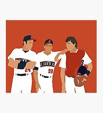 Major League Photographic Print