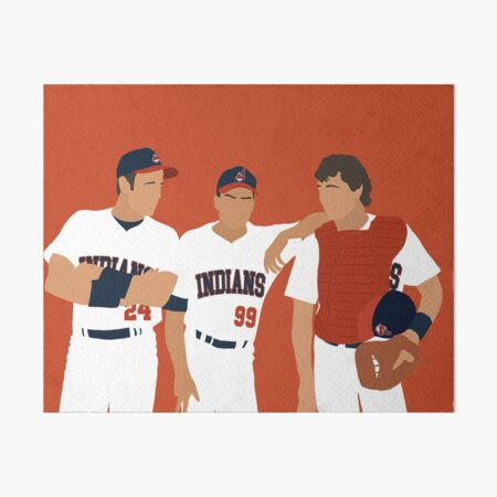 Major League Art Board Print