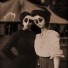 Circus Aliens by Sharaya Brooks