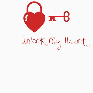 Unlock My Heart by LoveDove