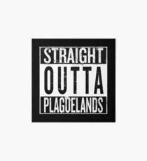 Straight outta Plaguelands Art Board