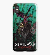 Devilman:Crybaby Art Work iPhone Case/Skin