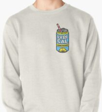 Lycrical Limonade 100% Real Music Pullover