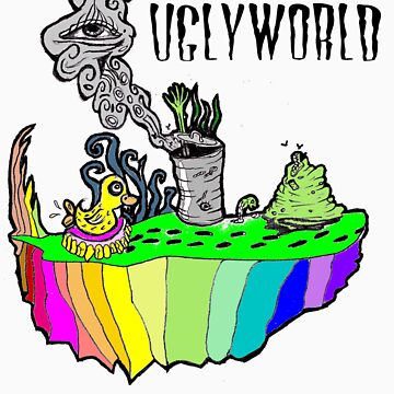 Junk Yard by uglyworld