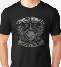PUBG Winner Winner Chicken Dinner Pioneer Shirt Unisex T-Shirt