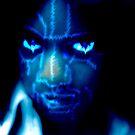 blue devil by lastgasp