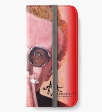 The Art of Deterrence iPhone Wallet/Case/Skin