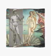 Virtual Meeting of David and Aphrodite Scarf
