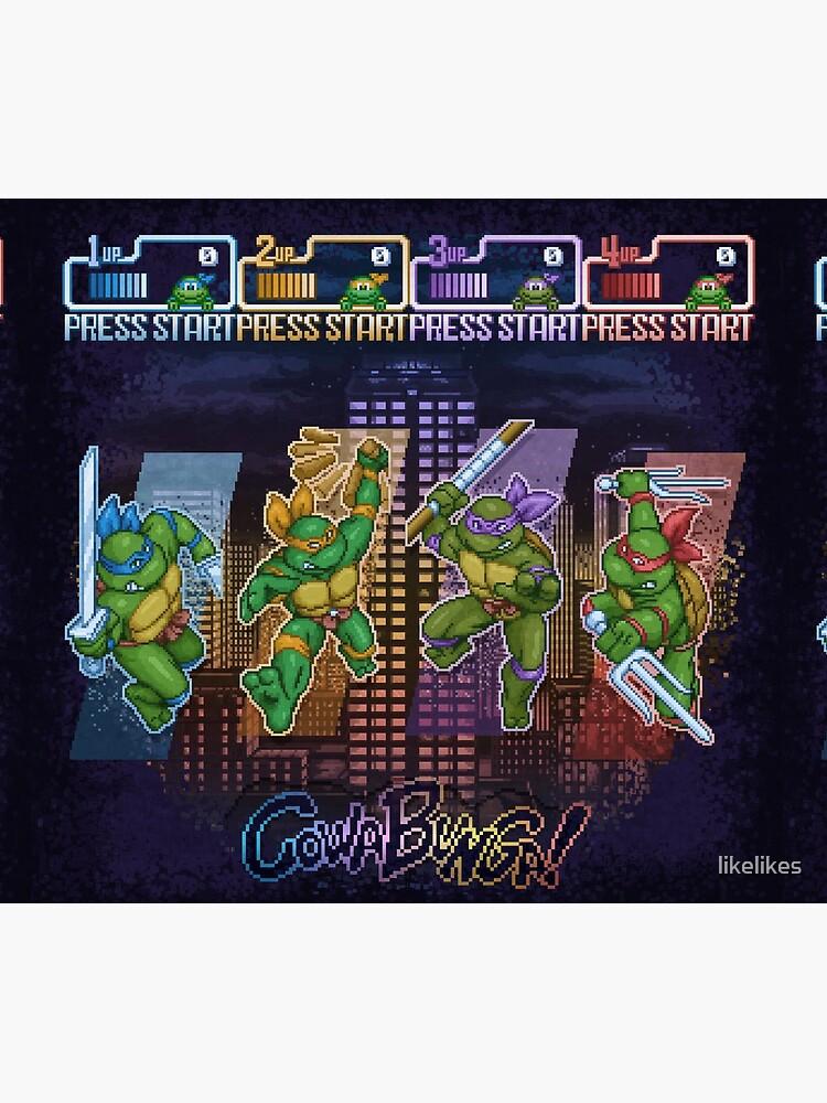 Mutant Ninja Turtle Teenagers by likelikes