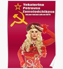 Katya  Poster