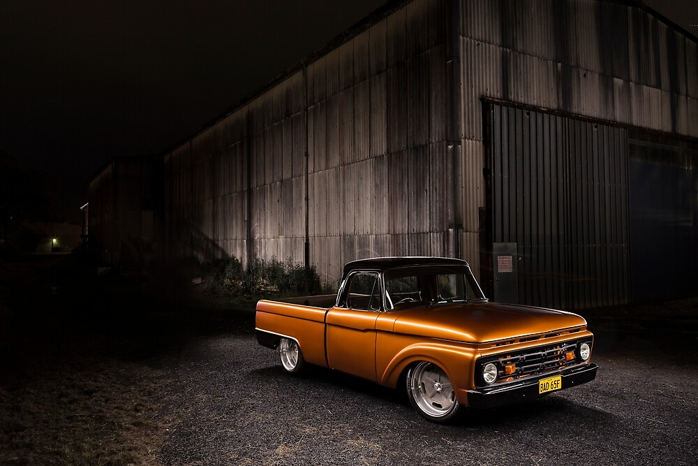 Mark Sullivan's 1965 Ford F100 by HoskingInd