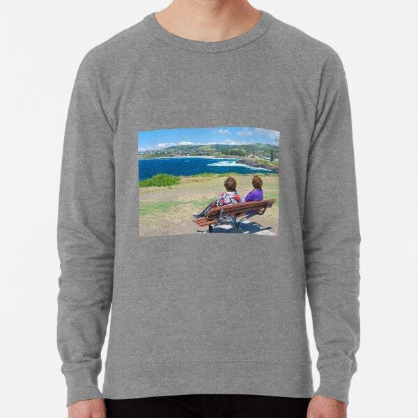 Enjoying the View Lightweight Sweatshirt