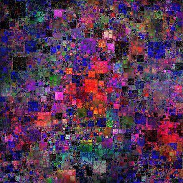Rainbow Patchwork by PaulDixon