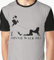 Johnnie WalkHer Graphic T-Shirt