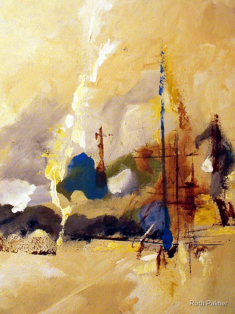 Wharf by Ruth Palmer
