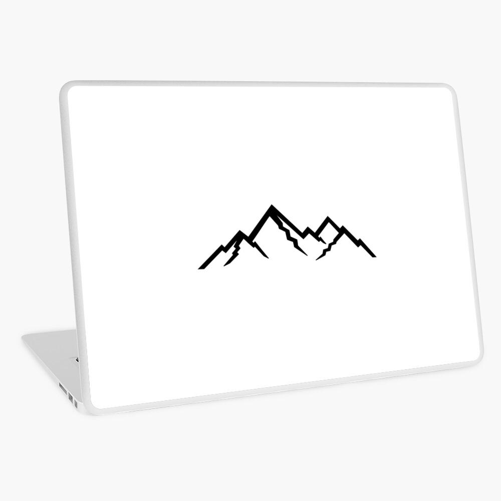 Mountains Laptop Skin