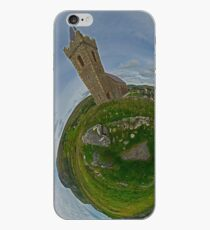 Glencolmcille Church - Sky Out iPhone Case