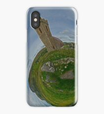 Glencolmcille Church - Sky Out iPhone Case/Skin