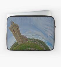 Glencolmcille Church - Sky Out Laptop Sleeve