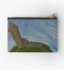 Glencolmcille Church - Sky Out Studio Pouch