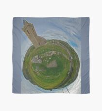 Glencolmcille Church - Sky Out Scarf