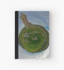 Glencolmcille Church - Sky Out Hardcover Journal