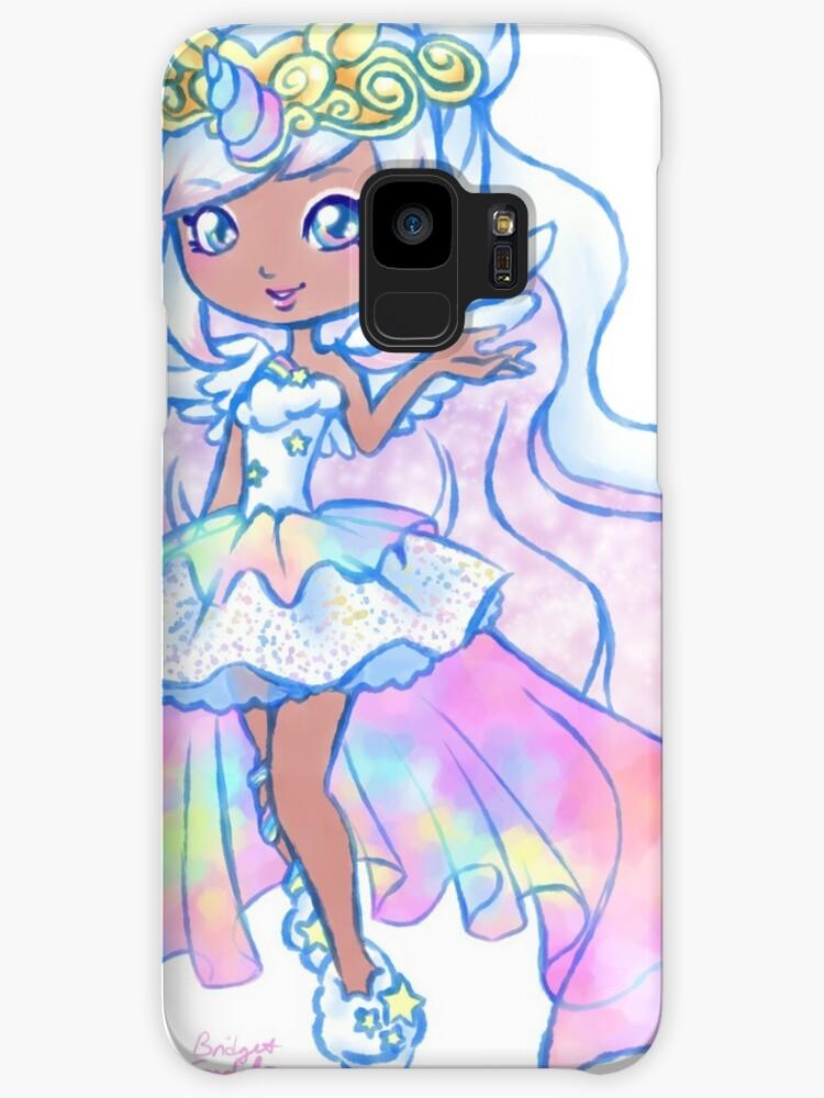 Amazing Cute Kawaii Unicorn Mystabella Shopkins Shoppies Doll Anime Fan Art By  BonBonBunny