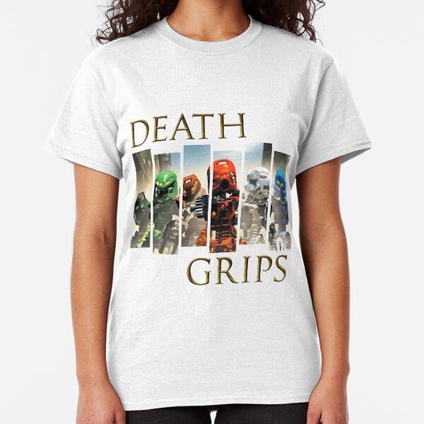 Death Grips - Bionicle Toa Mata Camiseta clásica