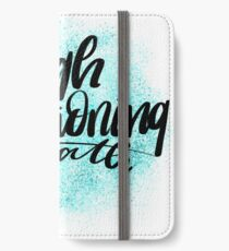 High functioning Sociopath iPhone Wallet/Case/Skin