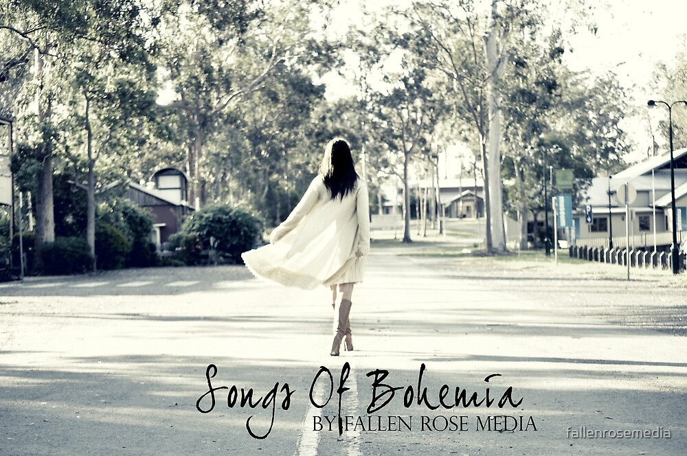 Songs Of Bohemia - Calender Front Page by fallenrosemedia