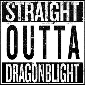 Straight outta Dragonblight by iPixelian