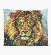 Jungle King by Dream Garden Graphics Wall Tapestry