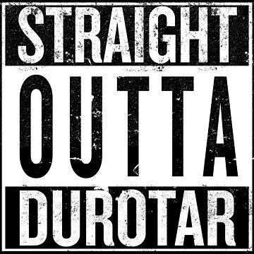 Straight outta Durotar by iPixelian
