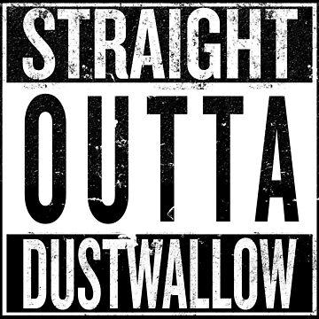 Straight outta Dustwallow by iPixelian